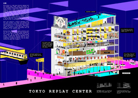 Winners of the Competition Tokyo Replay Center