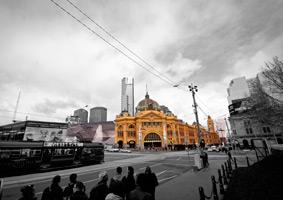 Winners of Flinders Street Station Design Contest