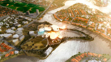 Winners of the Competition Gold Coast Cultural Precinct