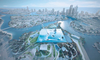 Ganadores Concurso Gold Coast Cultural Precinct