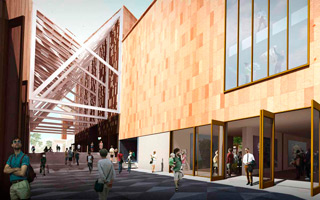 Finalists of the Royal Adelaide Hospital Site Contest