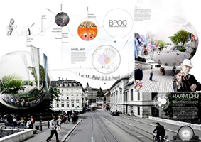 Winners of the Archmedium Basel Pavillion of Culture Competition