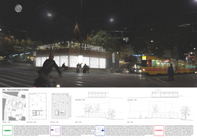 Winners of the Archmedium Basel Pavillion of Culture Contest