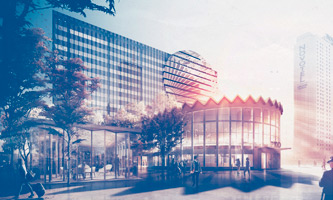 Results of the Competition Changing the Face 2013 Rotunda Warsaw