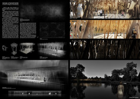 Winners of the 3rd edition of IS ARCH Competition