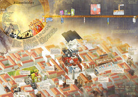 Winners of the YAC – Post Quake Visions Competition