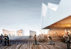Results of the Baltic Sea Art Park International Contest