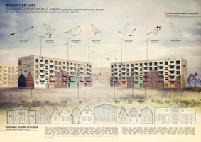 Winners of the Brutalist Facelift Contest