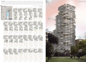 Finalists of the Skyscraper 2013 Competition