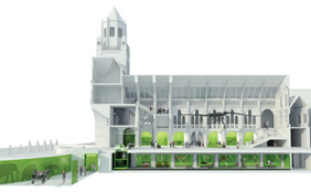 Shortlisted Teams's Concept Strategies revealed for Natural History Museum Grounds