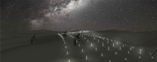 Results of the Competition Museum of Astronomy in Atacama