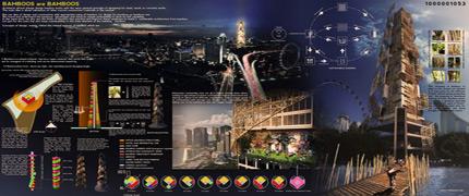 Results of the Contest Bamboo Skyscraper - SINGAPORE
