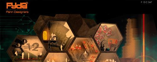Resultados del Concurso Fenn Young Designers Award 2013