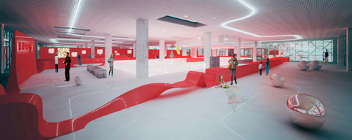 Winners of the Contestn YAC – Space to Culture