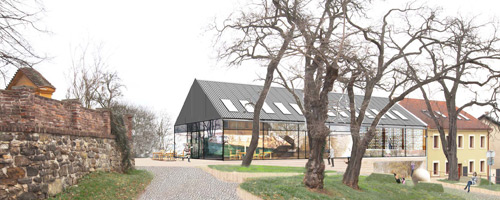 Winners of the Contest for the Community Centre Hloubetínská 55