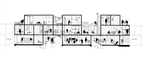 Resultados del Concurso Edificio Modular Ryterna