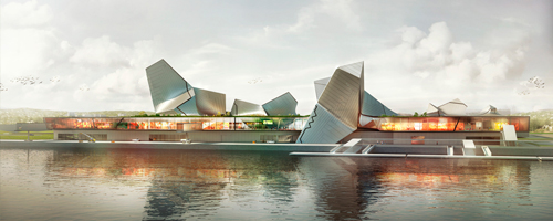 Results of the Contest Port of Kinmen Passenger Center