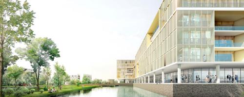 Ganadores del Concurso para el Nuevo Campus Vietnamese-German de Ho Chi Minh