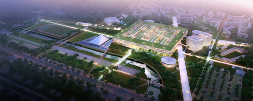 Winner of the Contest for the New Campus of the Vietnamese-German University