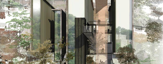 Resultados Concurso Barcelona Youth Hostel
