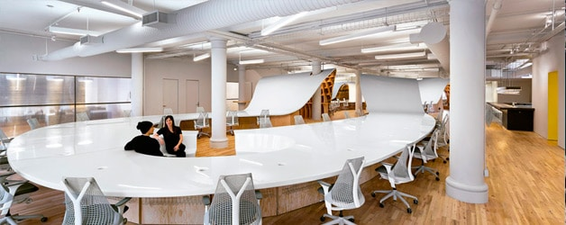 Ganadores del 2014 AIANY Design Awards – Interiores