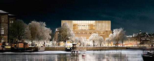 Resultados del Concurso Nobel Center en Estocolmo