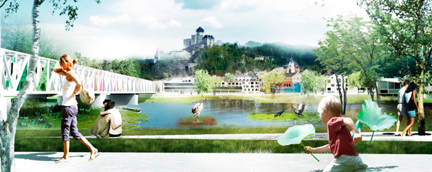 Resultados del Concurso Trenčín – City on the River