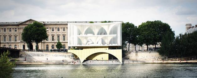 Resultados del Concurso [PARIS] River Champagne Bar